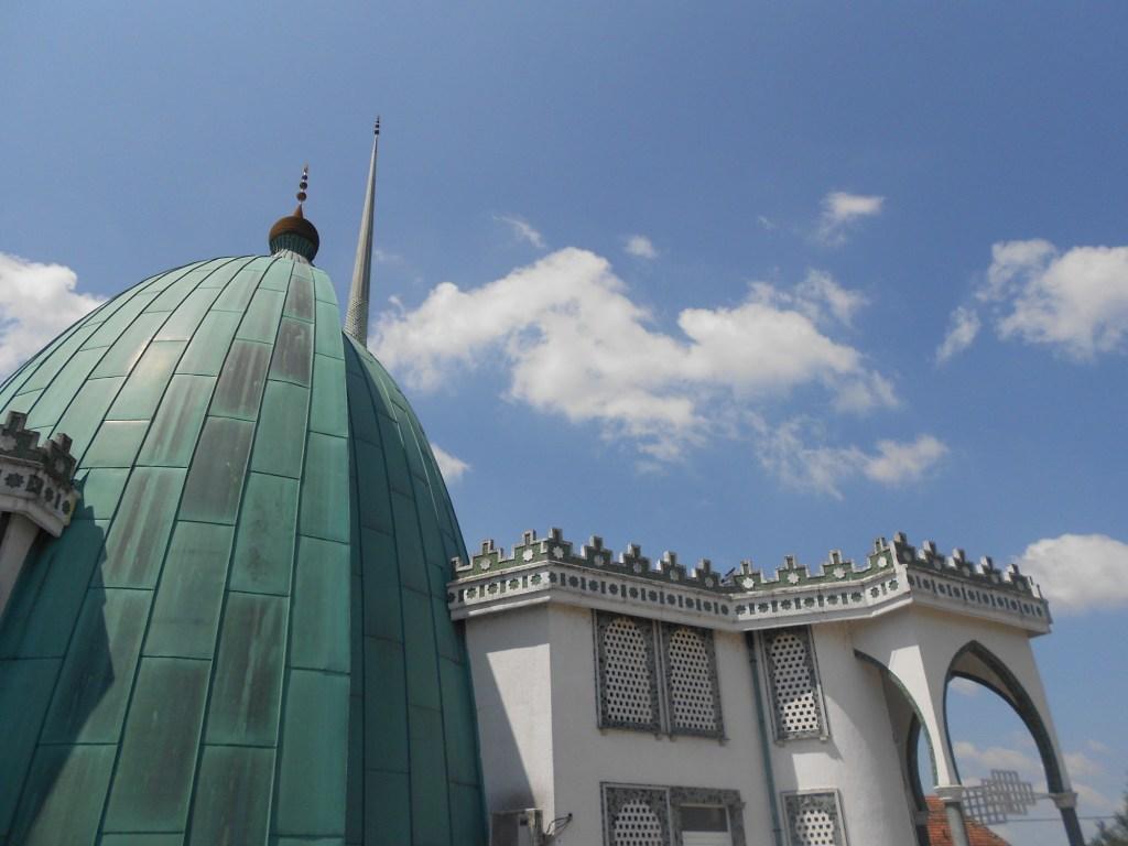 Купол мечети. Фото: Елена Арсениевич, CC BY-SA 3.0