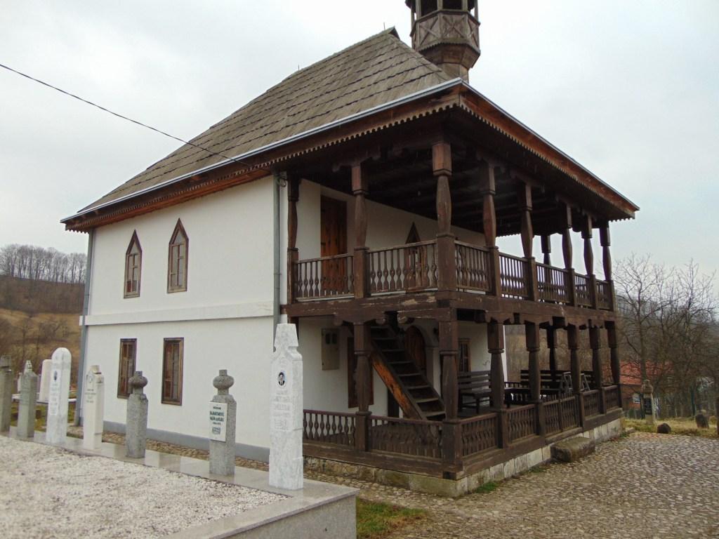 Мечеть в Шпионице. Фото: Елена Арсениевич, CC BY-SA 3.0