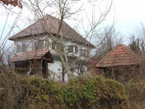 Жилой дом и хозяйственные постройки. Фото: Елена Арсениевич, CC BY-SA 3.0