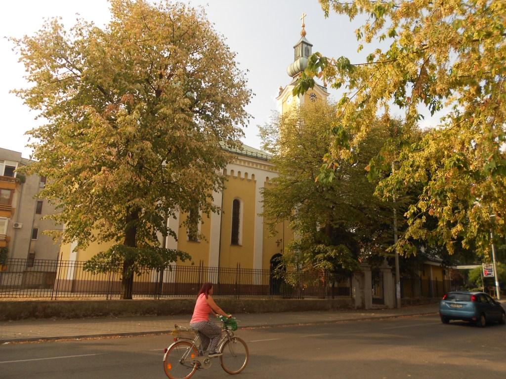 Церковь св. Георгия в Биелине. Фото: Елена Арсениевич, CC BY-SA 3.0