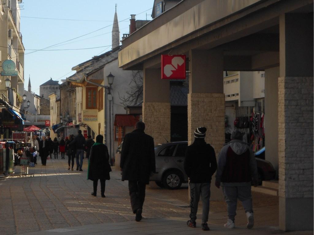 Феичева. Супермаркет с хорошей винотекой. Фото: Елена Арсениевич, CC BY-SA 3.0