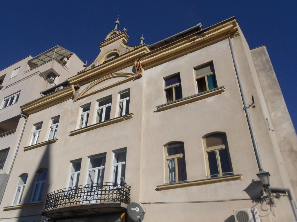 Аптека, построенная на рубеже 19-20 веков. Фото: Елена Арсениевич, CC BY-SA 3.0