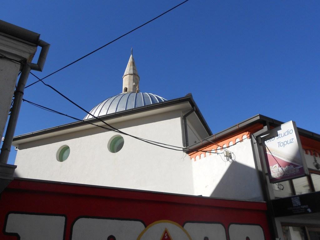 Мечеть Чосе Яхья-ходжи. Фото: Елена Арсениевич, CC BY-SA 3.0