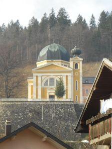 Монастырская церковь с колокольней. Фото: Елена Арсениевич, CC BY-SA 3.0