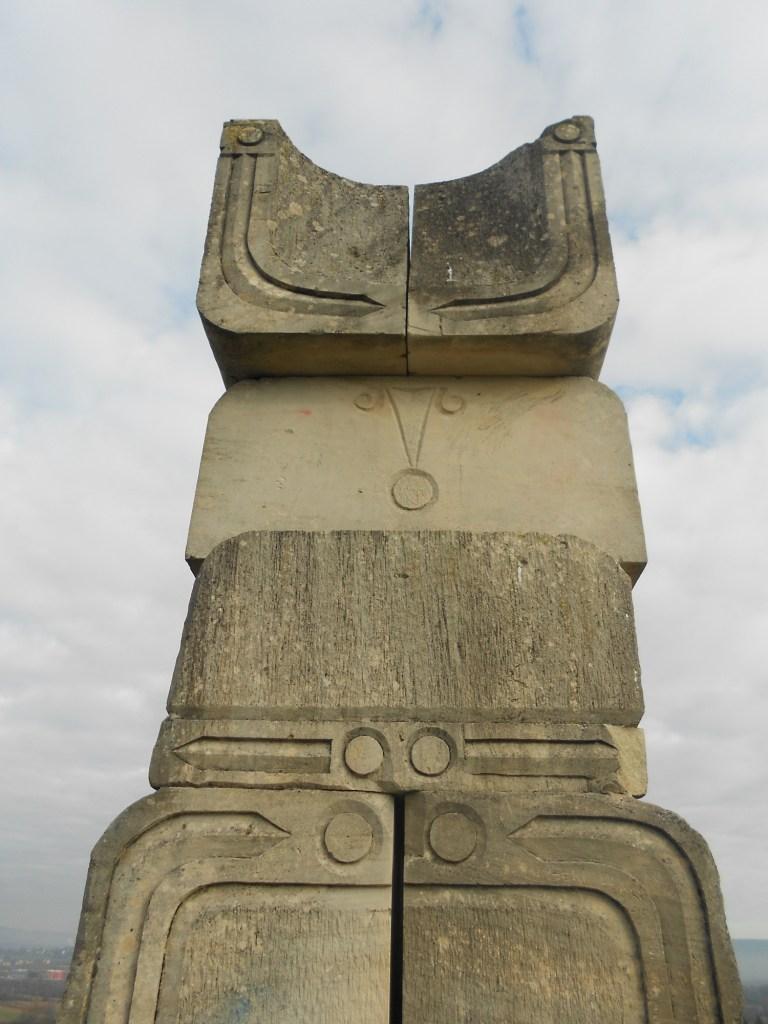 Что означают эти символы?. Фото: Елена Арсениевич, CC BY-SA 3.0