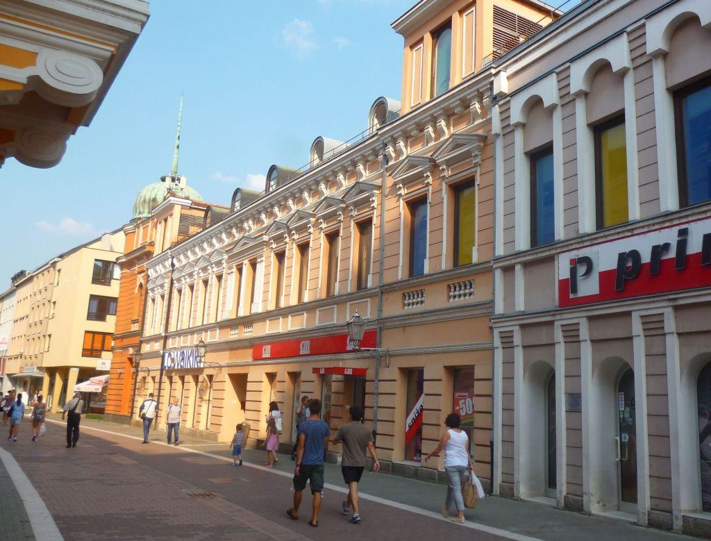 Господска или улица Веселина Маслеши. Фото: Елена Арсениевич, CC BY-SA 3.0