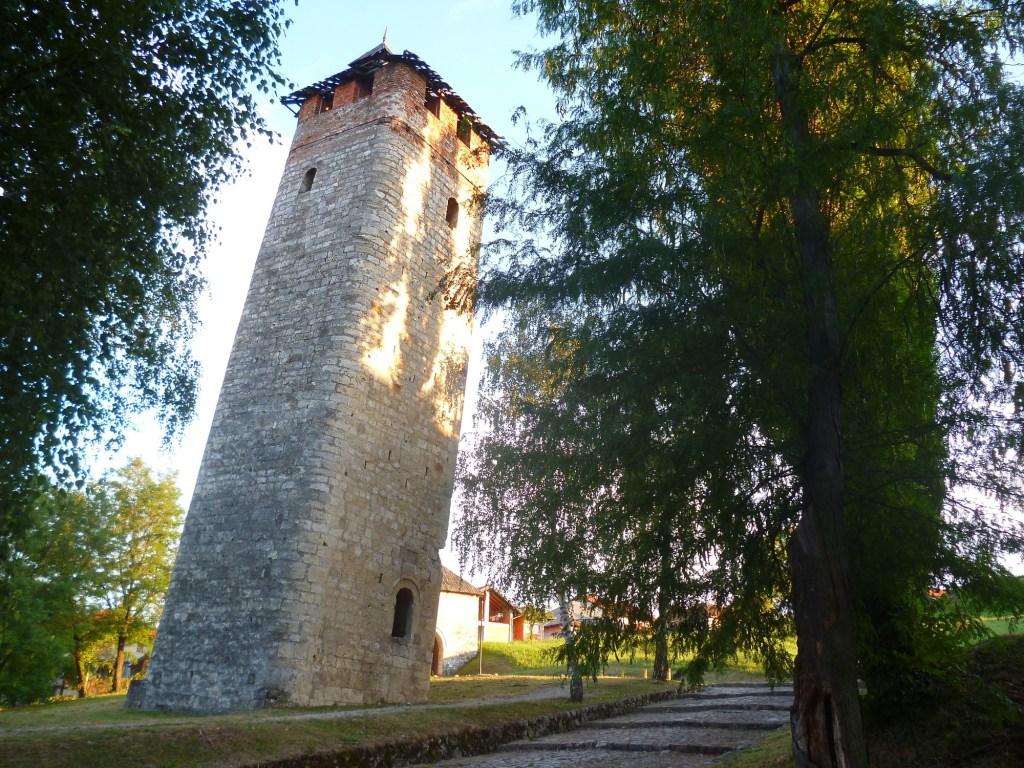 Часовая башня. Градачац. Фото: Елена Арсениевич, CC BY-SA 3.0
