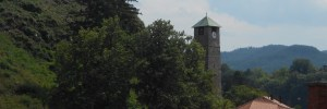 Тешаньская часовая башня. Фото: Елена Арсениевич, CC BY-SA 3.0