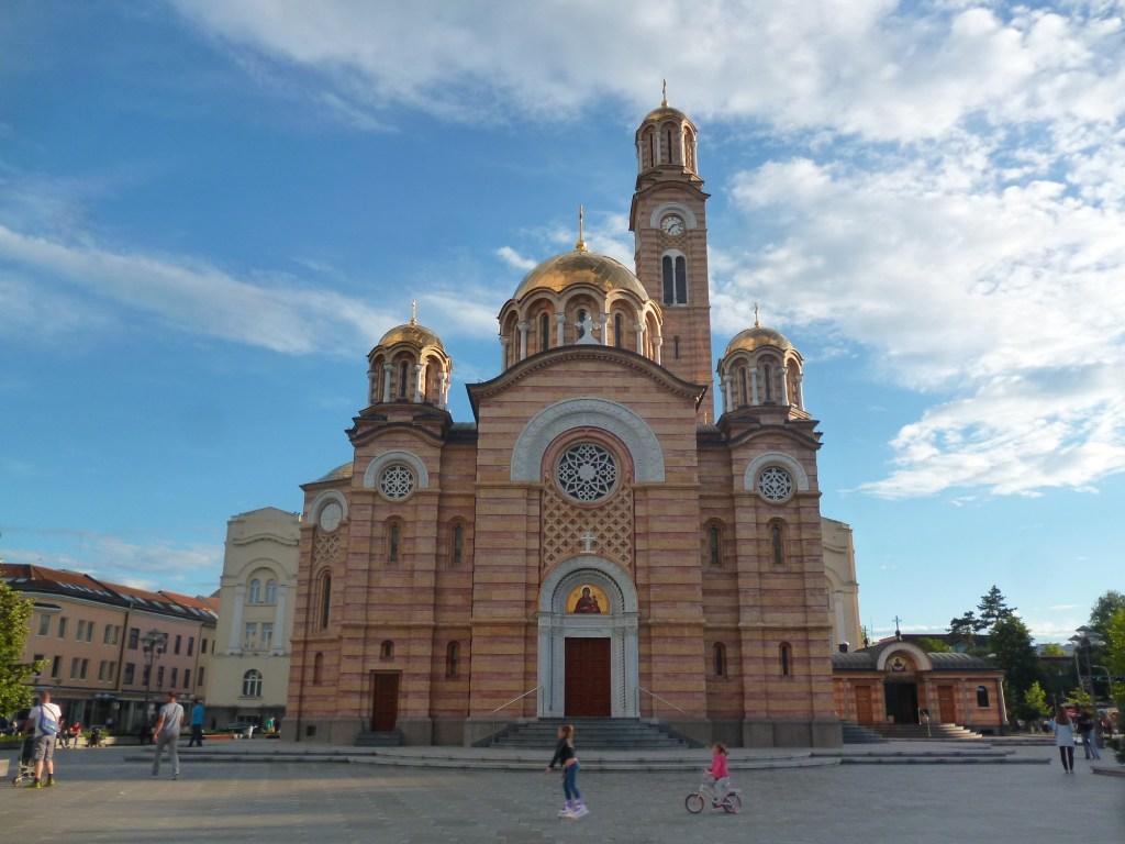 Соборный храм Христа Спасителя. Фото: Елена Арсениевич, CC BY-SA 3.0