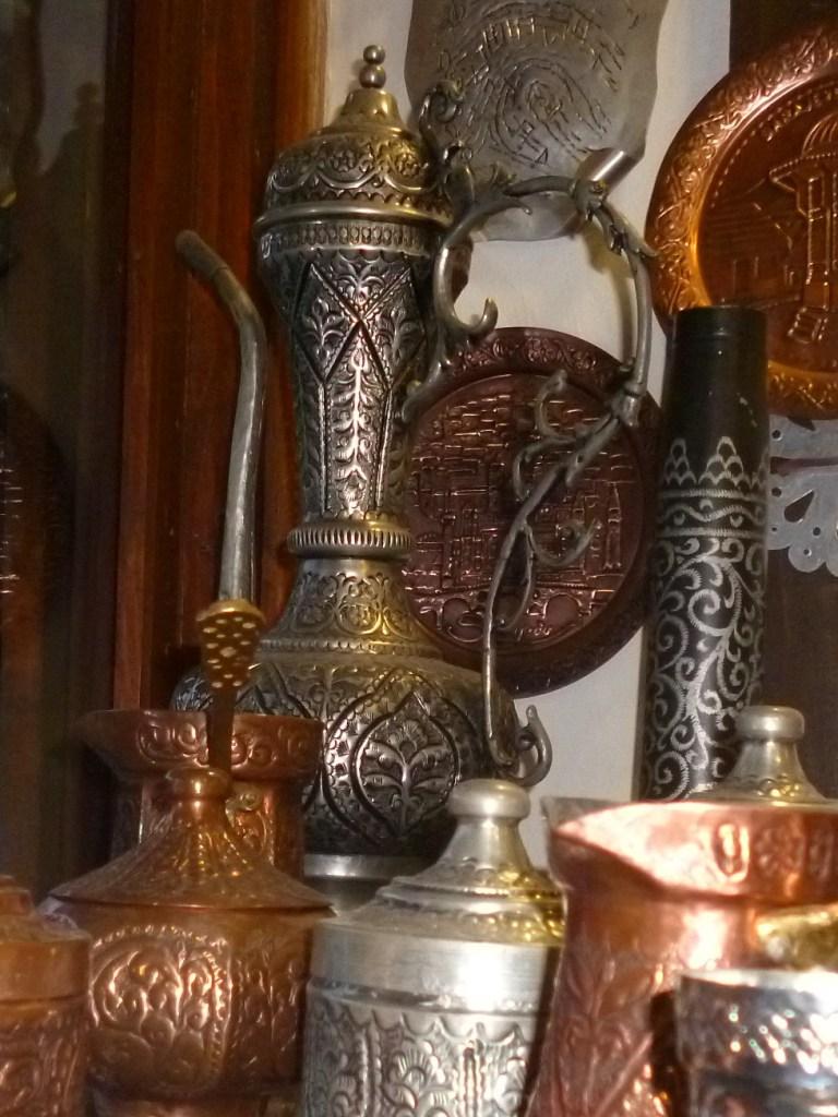 Ибрик для напитков. Мастер Абдулах Хаджич. Фото: Елена Арсениевич, CC BY-SA 3.0