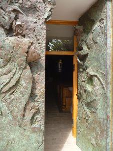 Бронзовая дверь. Фото: Елена Арсениевич, CC BY-SA 3.0