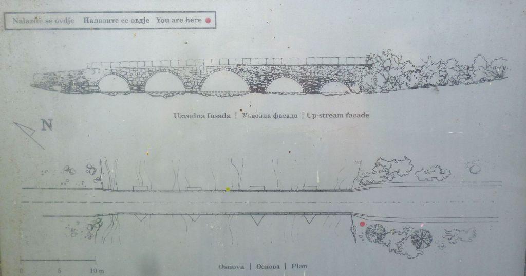 Схема моста. Фото: Елена Арсениевич, CC BY-SA 3.0