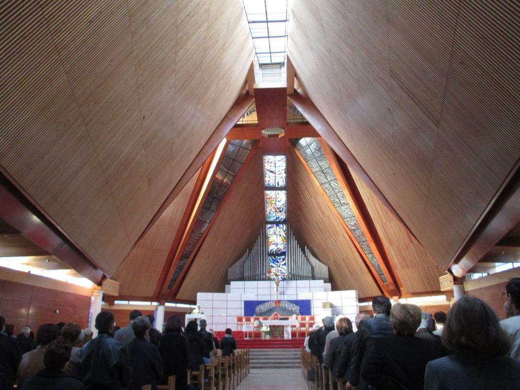 Интерьер собора. Фото: Елена Арсениевич, CC BY-SA 3.0