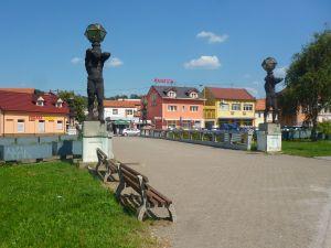 Мост со статуями. Фото: Елена Арсениевич, CC BY-SA 3.0