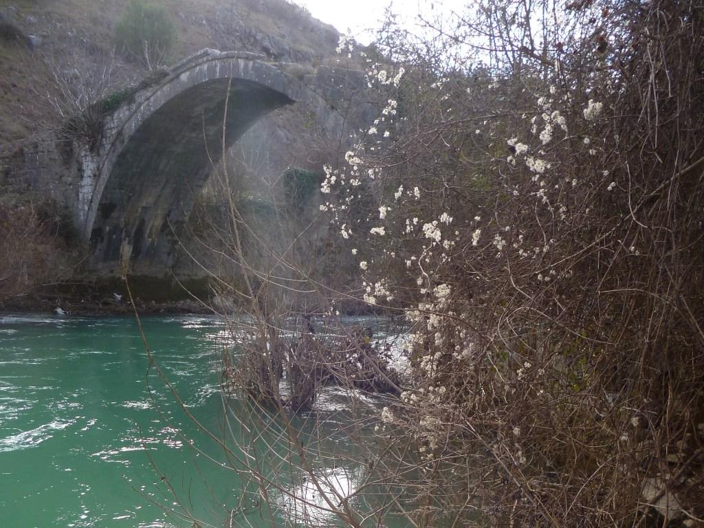 Мост, построенный в 1517 году. Фото: Елена Арсениевич, CC BY-SA 3.0