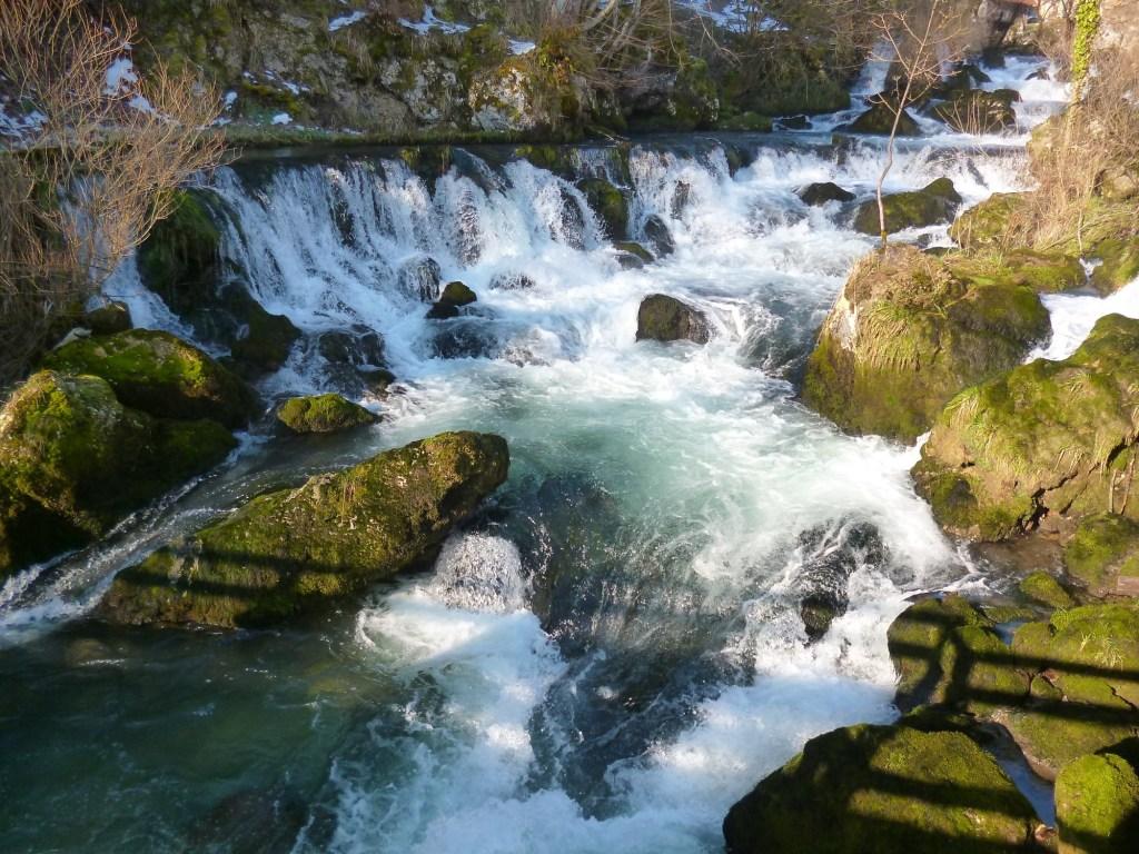 Водопады Крупы. Фото: Елена Арсениевич, CC BY-SA 3.0