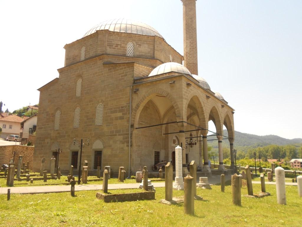 Мечеть в Маглае. Фото: Елена Арсениевич, CC BY-SA 3.0