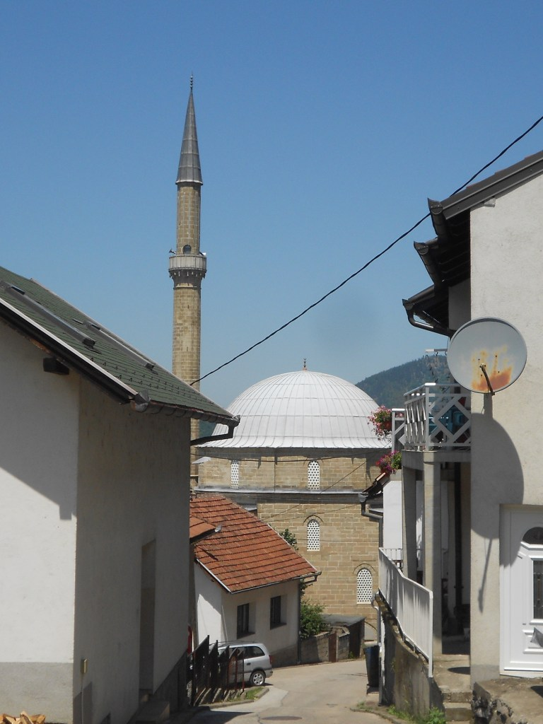 Мечеть в старой части Маглая. Фото: Елена Арсениевич, CC BY-SA 3.0