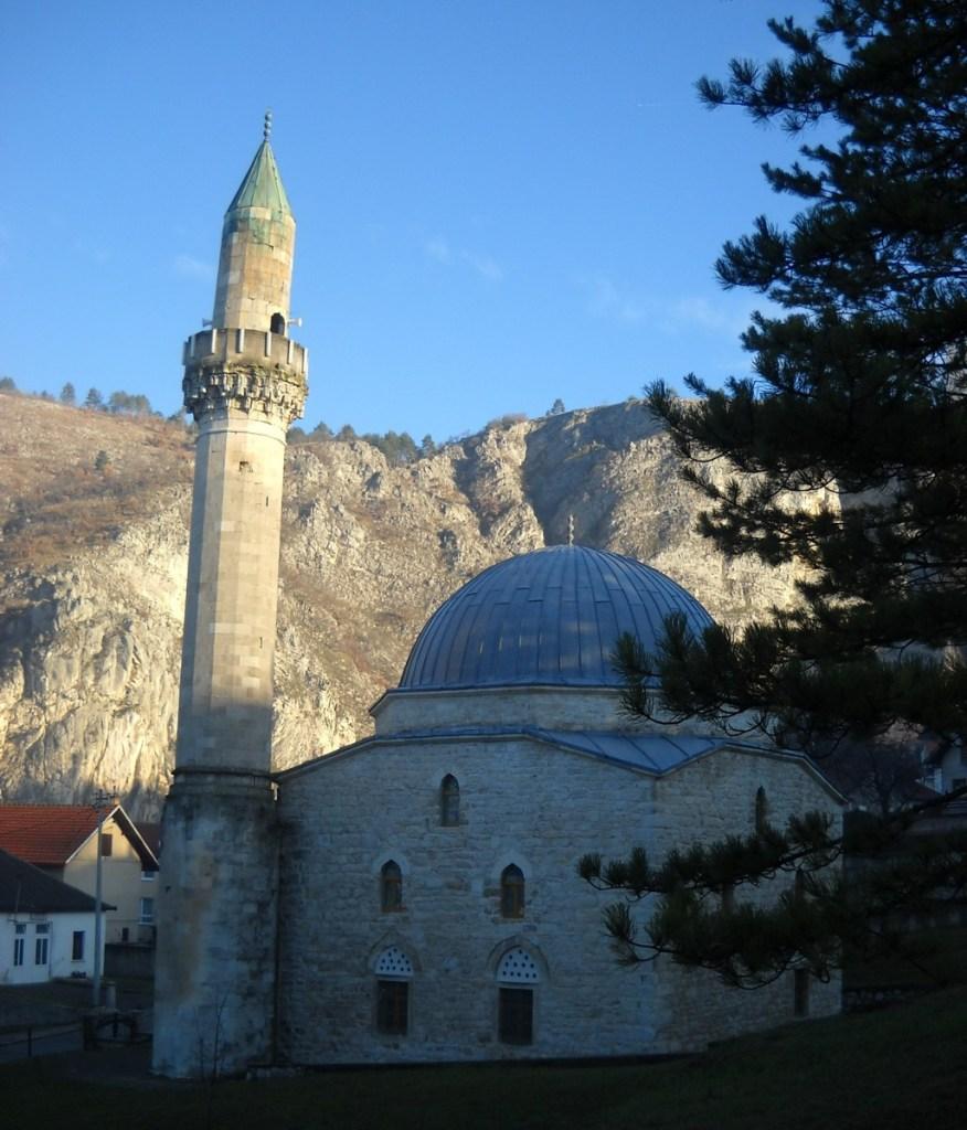 Мечеть Лала-паши или Беглучка. Фото: Елена Арсениевич, CC BY-SA 3.0