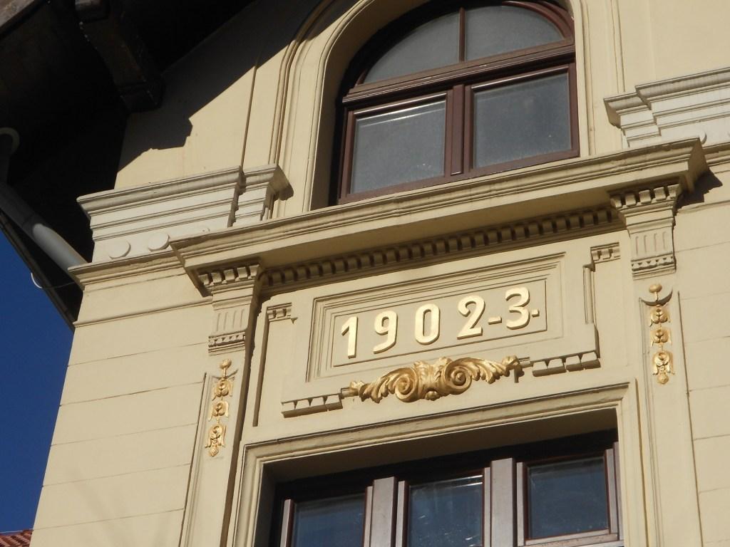 Построено в 1902-03 годах. Фото: Елена Арсениевич, CC BY-SA 3.0
