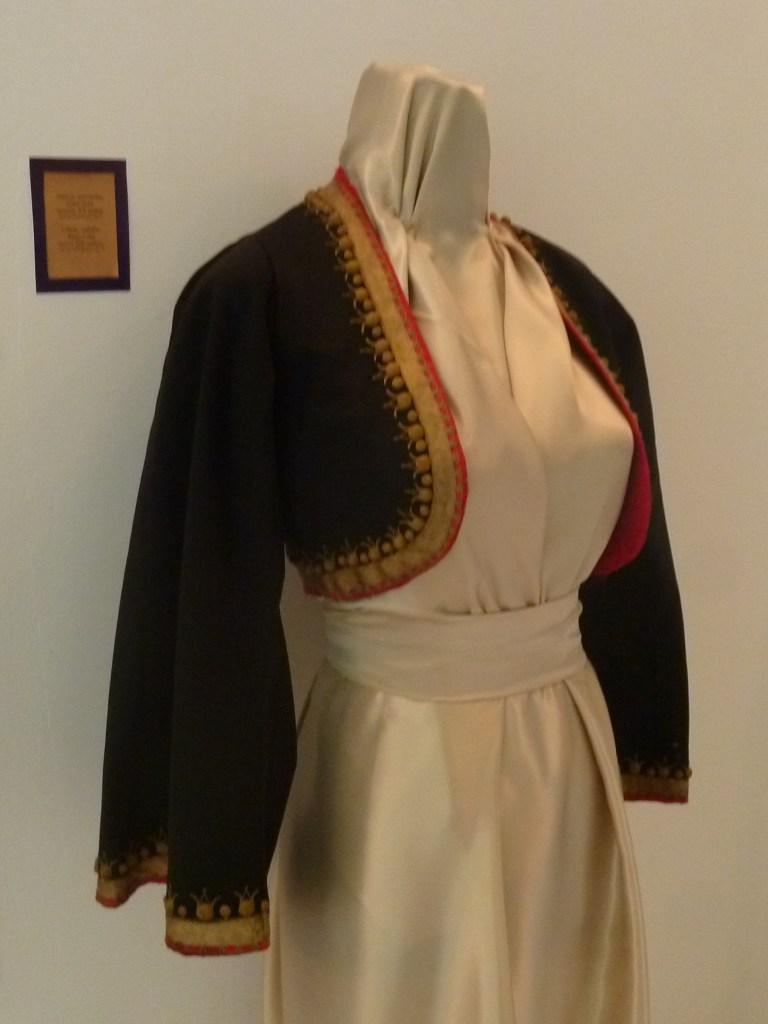 Чёрная либада. Музей Республики Сербской в Баня Луке