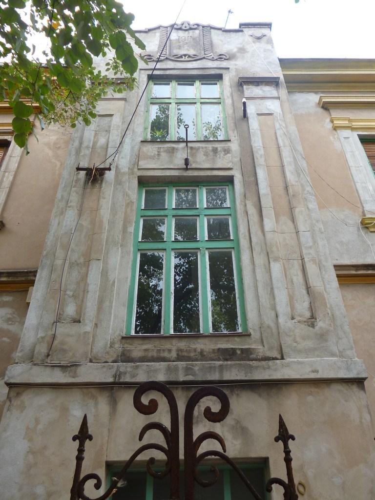 Дом построен в 1911 году. Фото: Елена Арсениевич, CC BY-SA 3.0