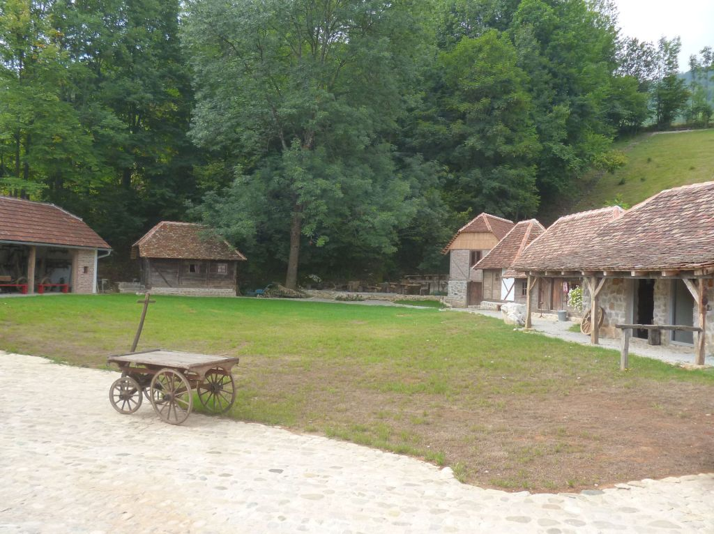 Этносело-музей «Любачские долины». Фото: Елена Арсениевич, CC BY-SA 3.0