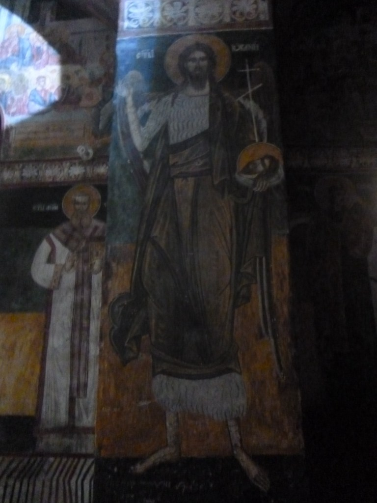 Св. Иоанн Креститель. Фото: Елена Арсениевич, CC BY-SA 3.0