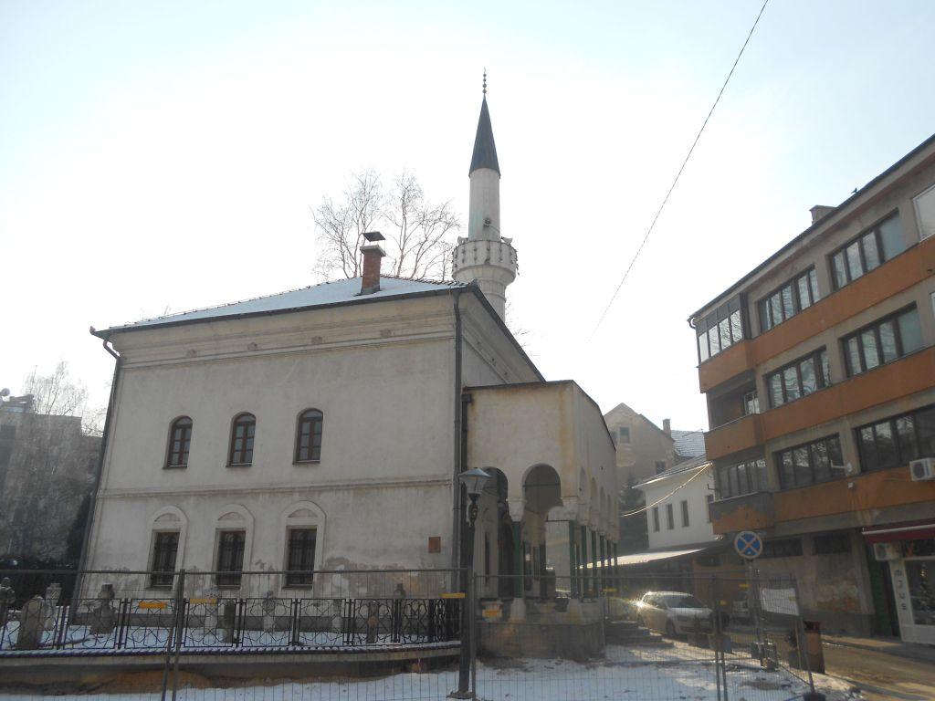 Лукачская мечеть в Травнике. Фото: Елена Арсениевич, CC BY-SA 3.0