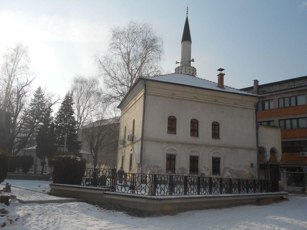 Лукачская мечеть. Фото: Елена Арсениевич, CC BY-SA 3.0