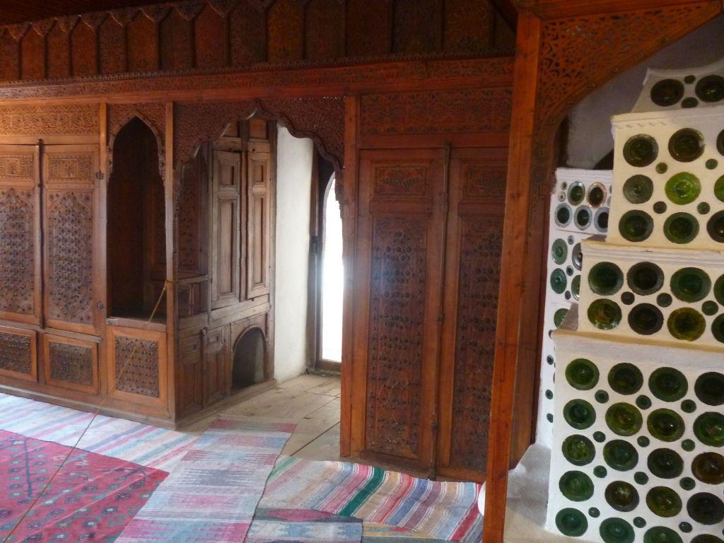Мусандера в халвате, парадной комнате. Дом Сврзо в Сараево. Фото: Елена Арсениевич, CC BY-SA 3.0