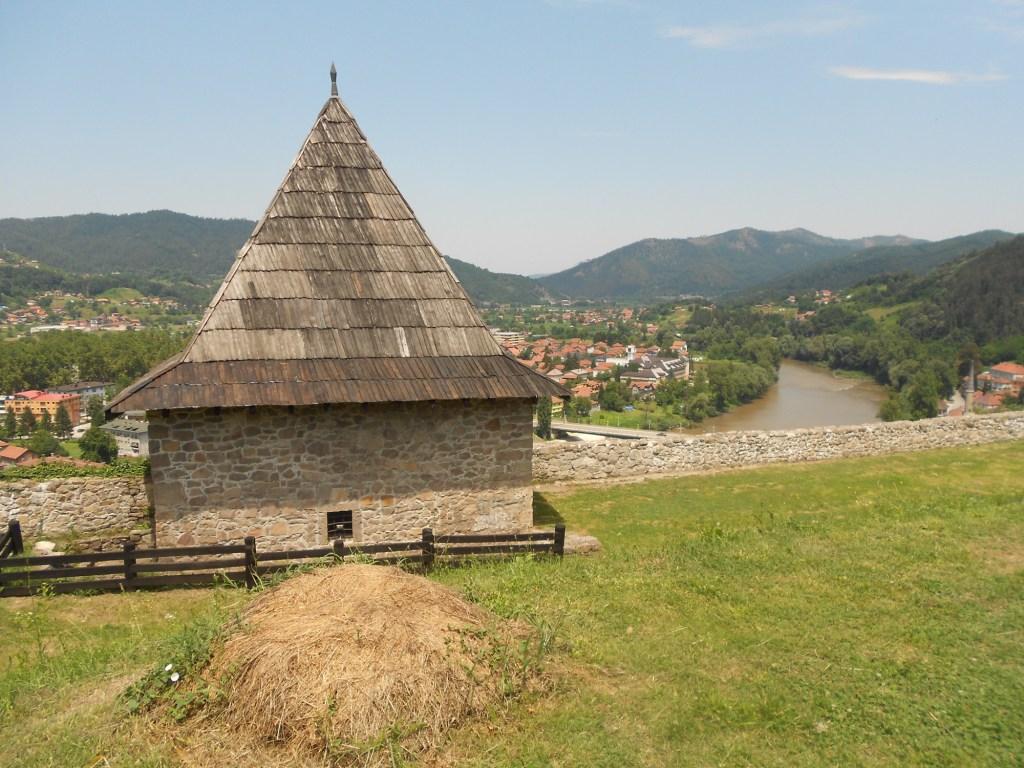 Капи-кула и река Босна. Фото: Елена Арсениевич, CC BY-SA 3.0
