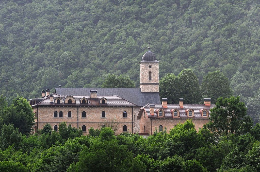 Монастырь Крупа. Фото: Darko Gavric, CC-BY-SA-3.0