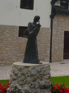 Св. Франциск. Фото: Елена Арсениевич, CC BY-SA 3.0