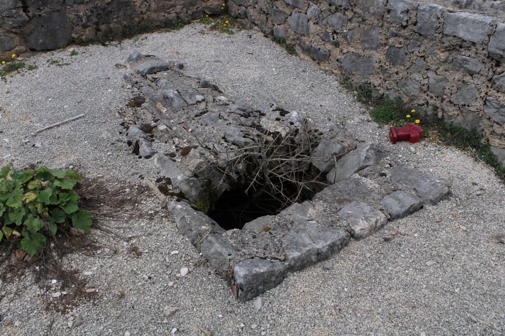 Свод гробницы. Фото: Елена Арсениевич, CC BY-SA 3.0