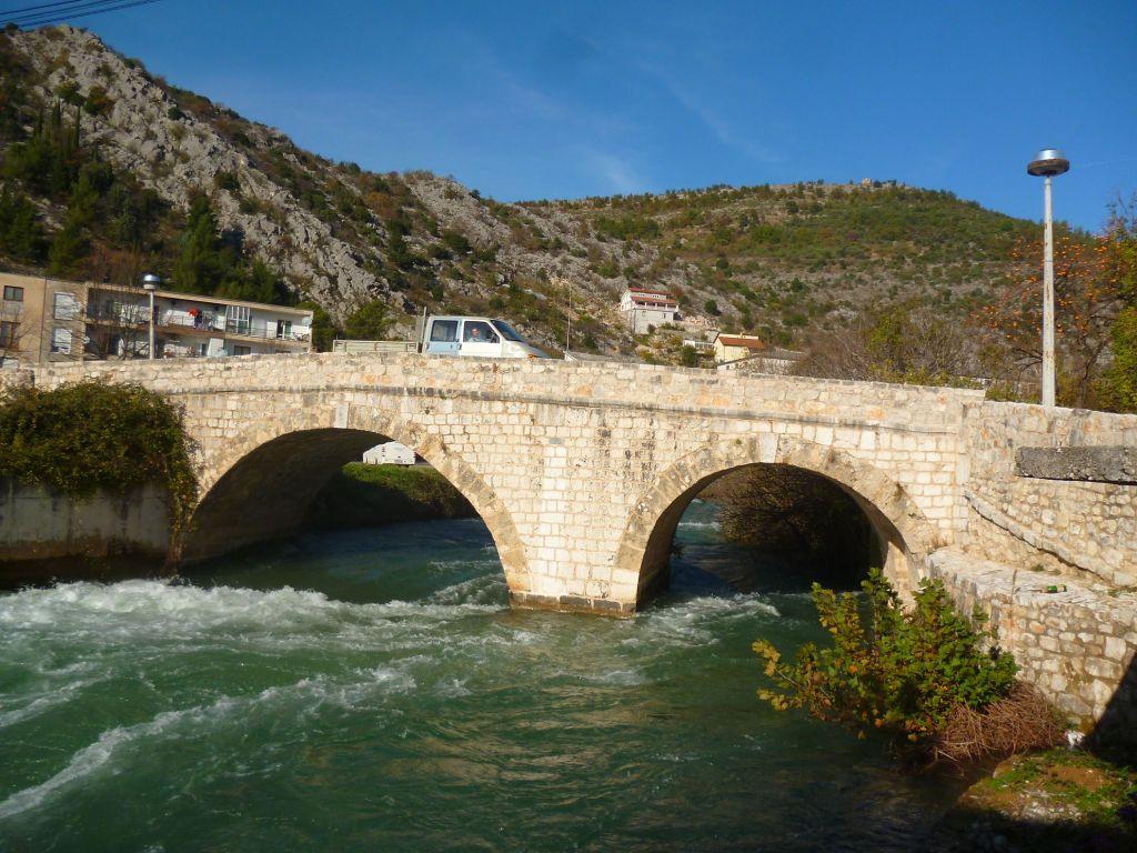 Мост 17-го века. Фото: Елена Арсениевич, CC BY-SA 3.0
