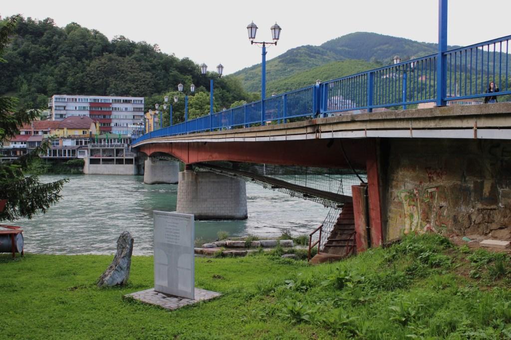 Мост под мостом. Фото: Елена Арсениевич, CC BY-SA 3.0