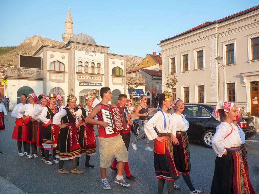 Фольклор на Мусале. Фото: Елена Арсениевич, CC BY-SA 3.0