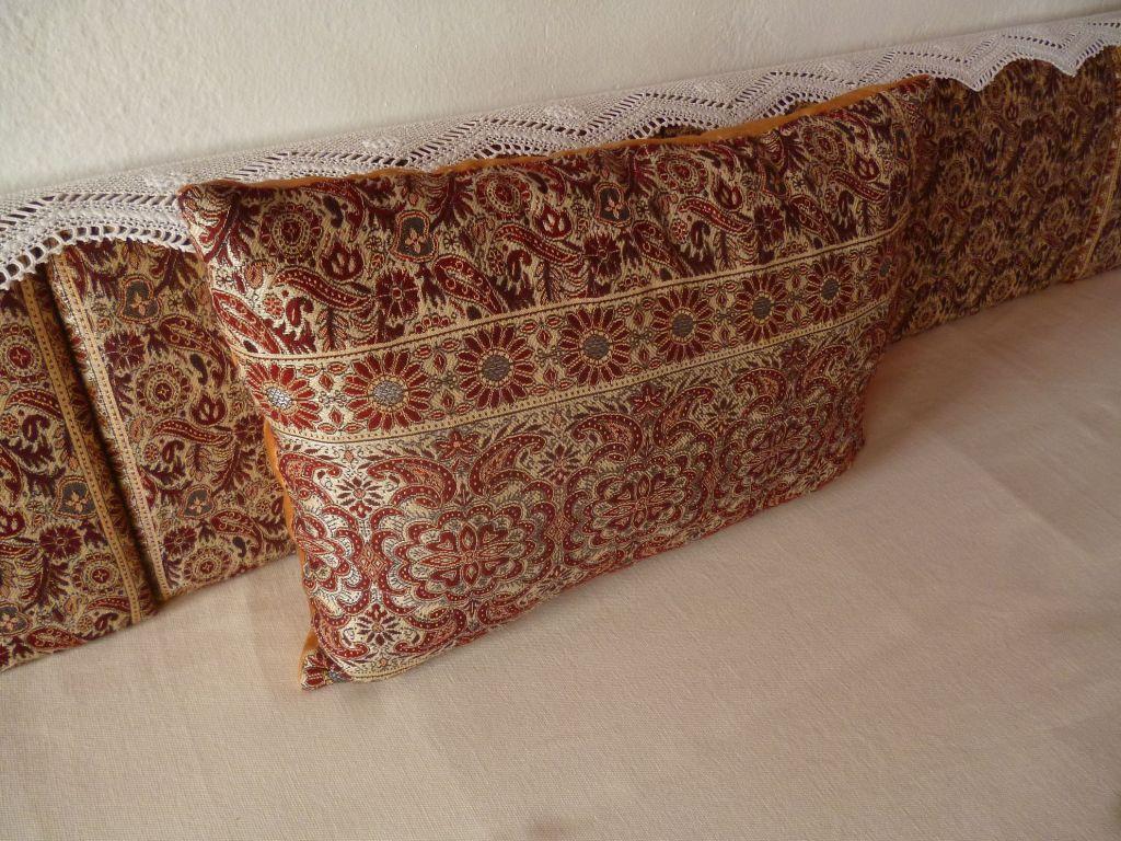 Подушки на сечии. Фото: Елена Арсениевич, CC BY-SA 3.0