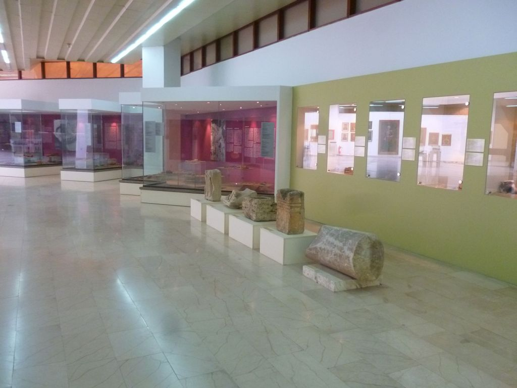 Интерьер музея. Фото: Елена Арсениевич, CC BY-SA 3.0