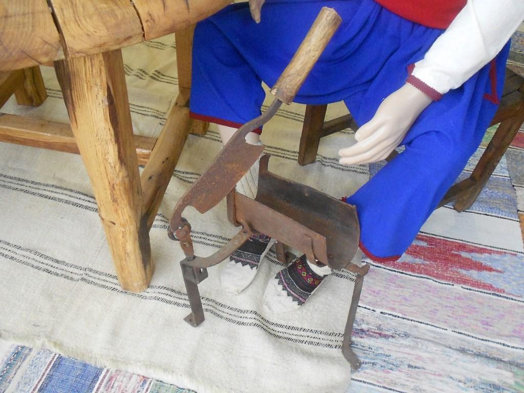 Устройство для резки табака. Фото: Елена Арсениевич, CC BY-SA 3.0