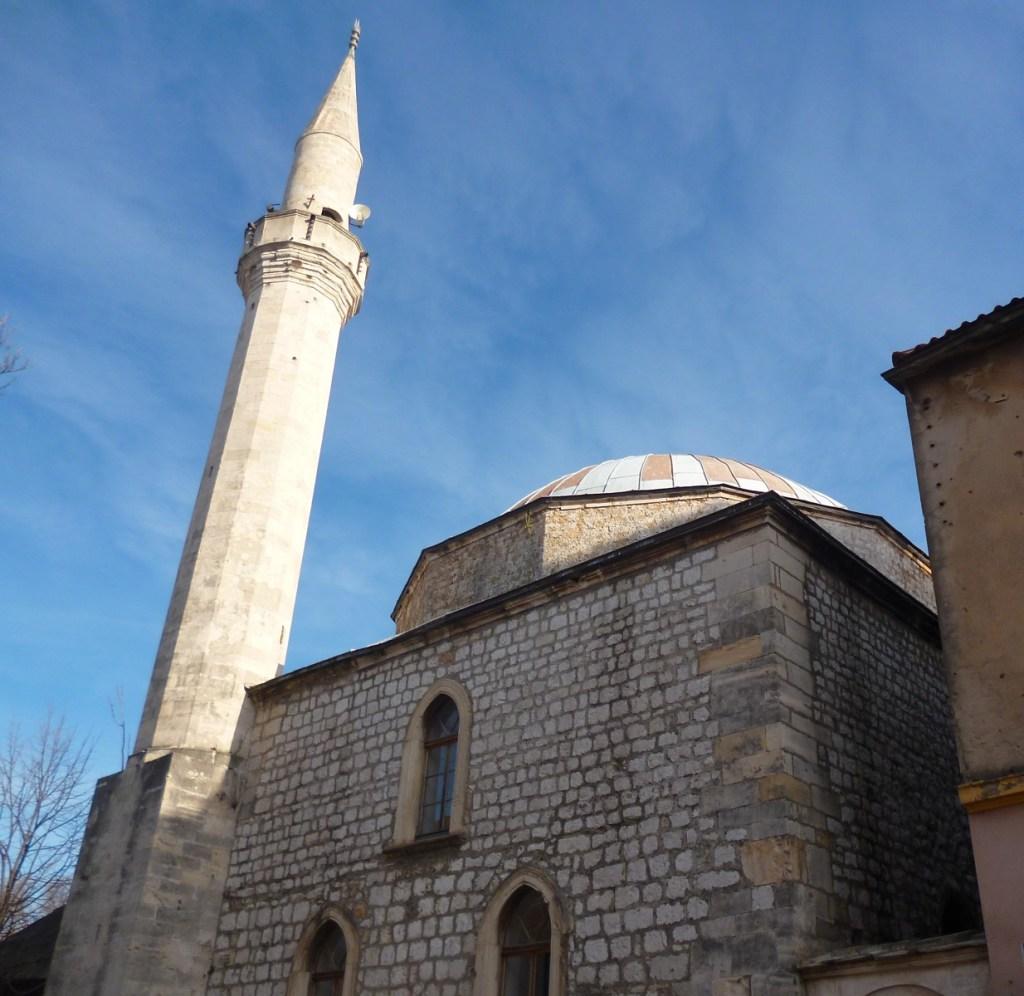 Мечеть Несух-аги Вучияковича. Фото: Елена Арсениевич, CC BY-SA 3.0