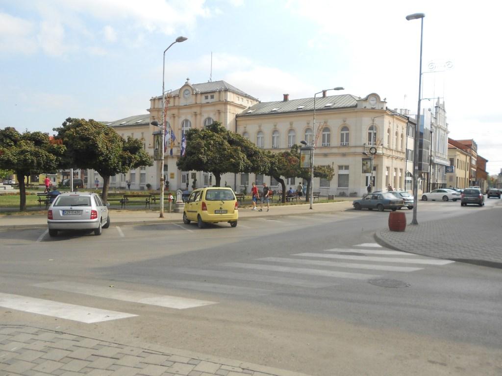Площадь короля Петра I Караджорджевича. Фото: Елена Арсениевич, CC BY-SA 3.0