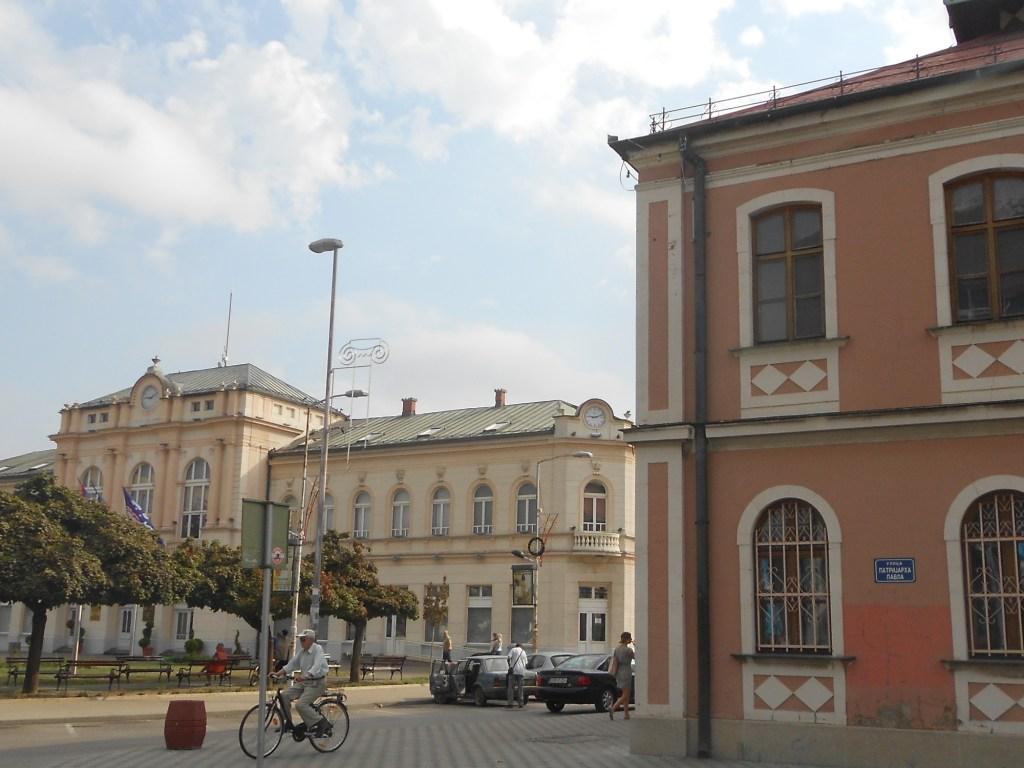 Виечница и музей . Фото: Елена Арсениевич, CC BY-SA 3.0