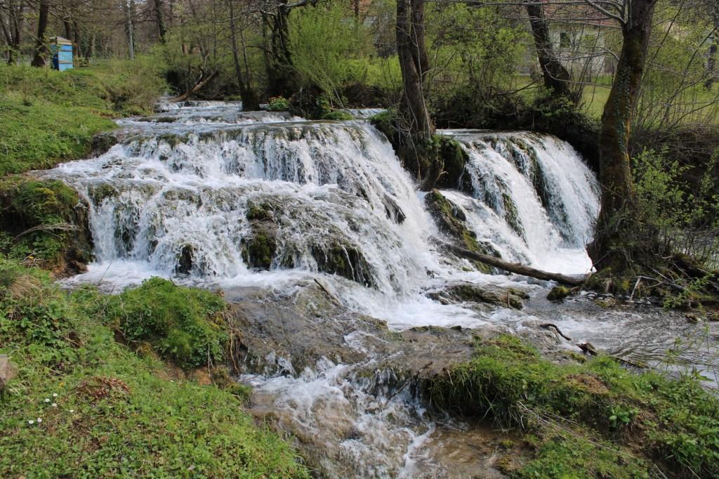 Один из водопадов. Фото: Елена Арсениевич, CC BY-SA 3.0