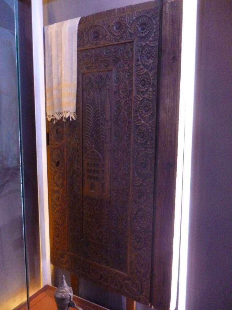 Дверца хамамджика. Музей MUM в Мостаре. Фото: Елена Арсениевич, CC BY-SA 3.0