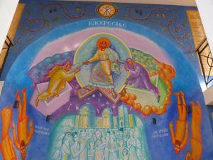 Христос выводит из ада Адама и Еву. Фото: Елена Арсениевич, CC BY-SA 3.0
