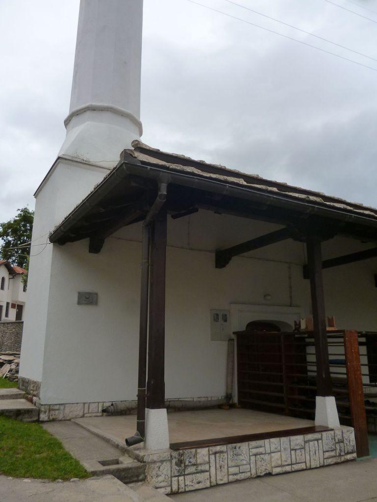 Крыльцо Реповачкой мечети. Фото: Елена Арсениевич, CC BY-SA 3.0