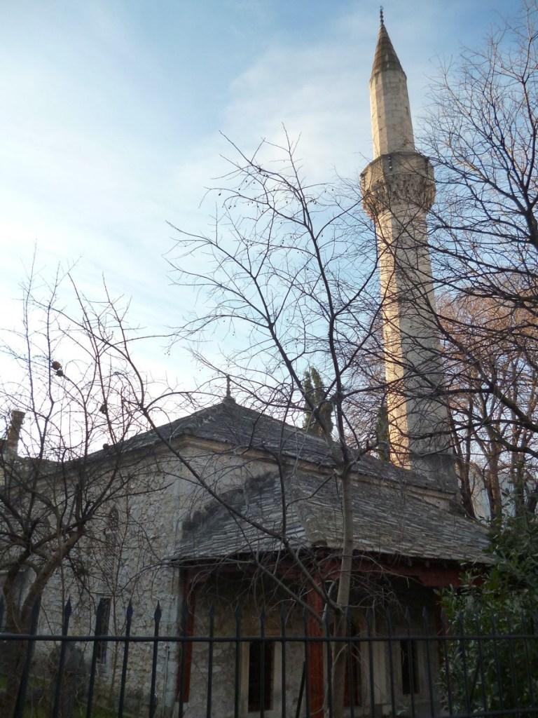 Мечеть Рознамеджи Ибрахима-эфенди. Фото: Елена Арсениевич, CC BY-SA 3.0