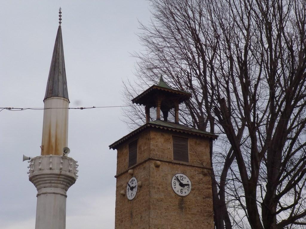 Часовая башня в Горней чаршии. Фото: Елена Арсениевич, CC BY-SA 3.0